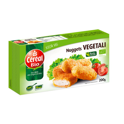 Nuggets vegetali BIO