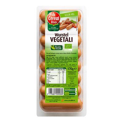 Wurstel vegetali BIO