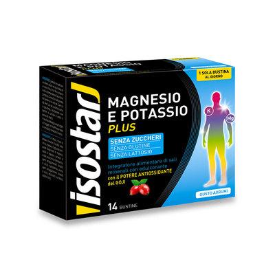 Magnesio e Potassio Plus