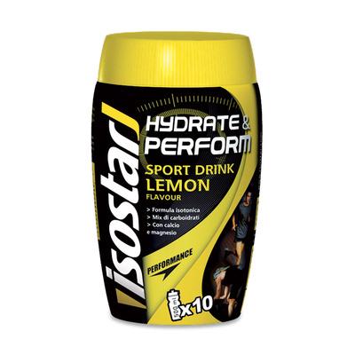 Polvere Hydrate e Perform limone