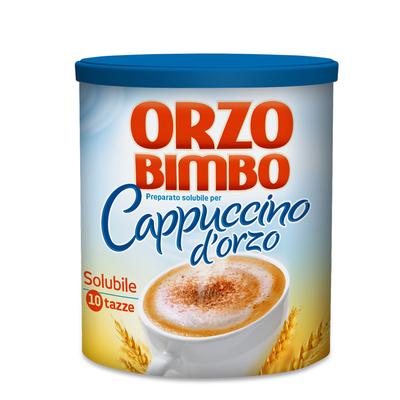 Cappuccino d'Orzo