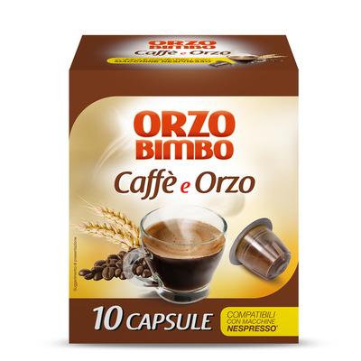 Capsule Caffè & Orzo