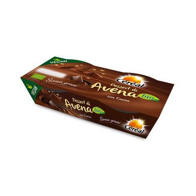 Dessert avena e cacao BIO