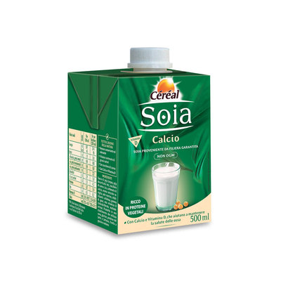 Soia drink Calcio