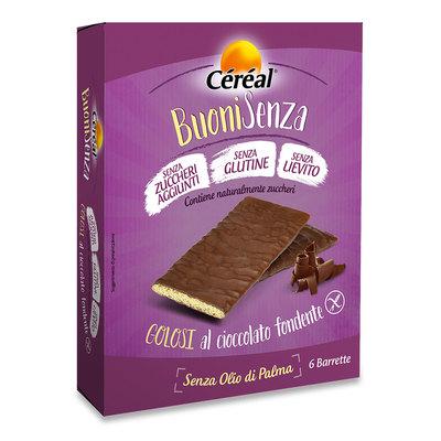 Golosi al cioccolato fondente