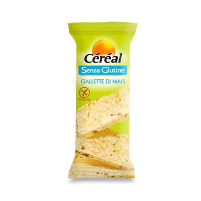 Gallette di mais, monoporzione