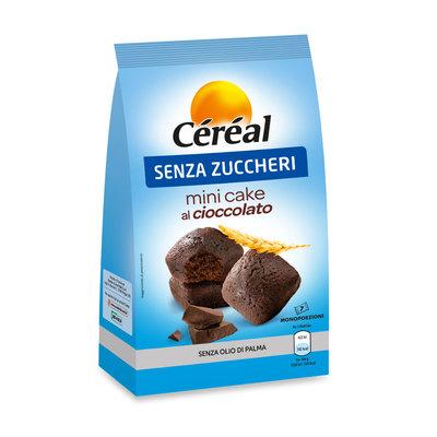 Mini cake al cioccolato