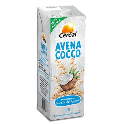 Avena e cocco Drink