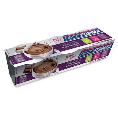 Coppe cioccolato - Pasto sostitutivo