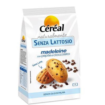 Madeleine pepite cioccolato