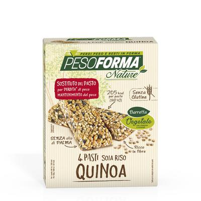 Barretta quinoa - Pasto sostitutivo