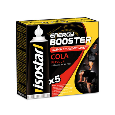 Gel Energy Booster Cola