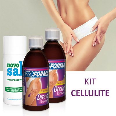Kit Novosal Cellulite