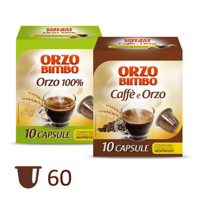 Kit Orzo e Caffè