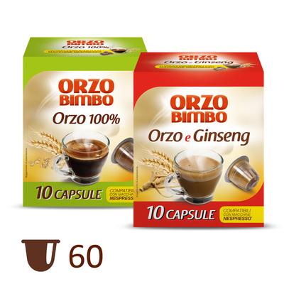 Kit Orzo e Ginseng