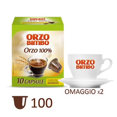 Kit Orzo Maxi con tazzine omaggio
