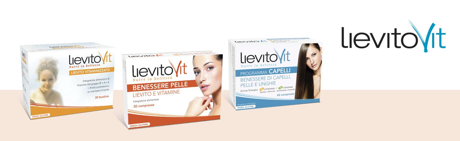 Tutti i prodotti Lievitovit