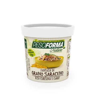 Cup Grano Saraceno - Pasto sostitutivo