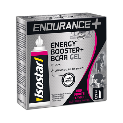 Energy Gel - Booster +BCAA