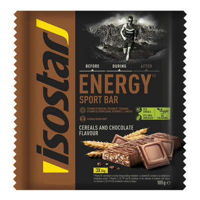 High Energy chocolate bar