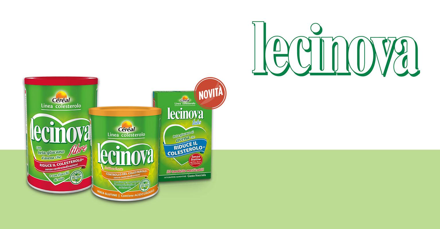 Tutti i prodotti Lecinova