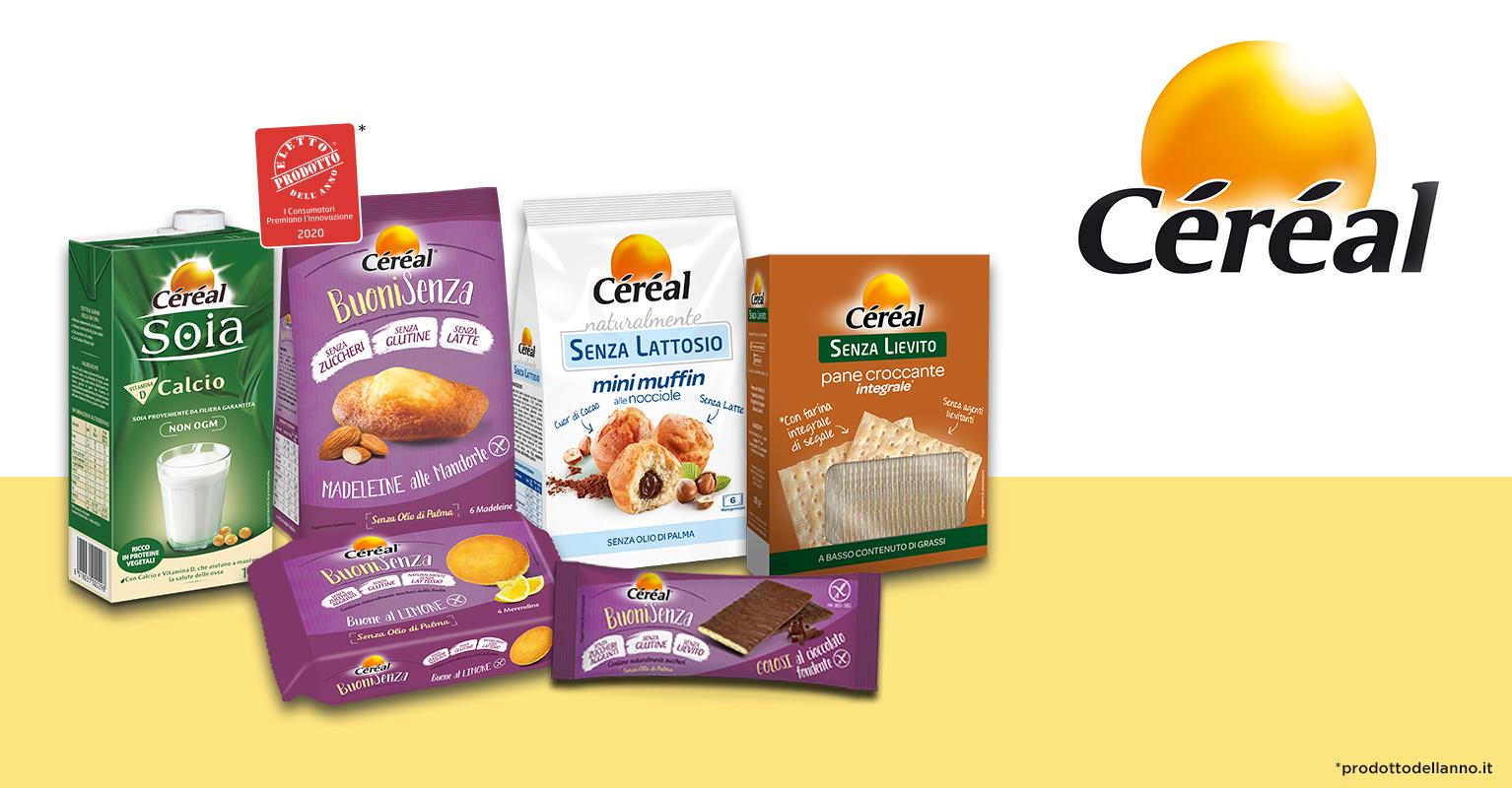 Tutti i prodotti Céréal