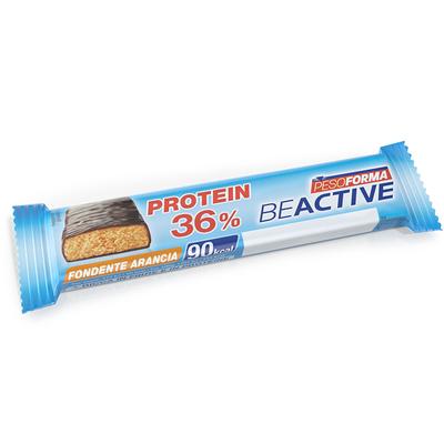 Protein Bar 36% - Fondente Arancia