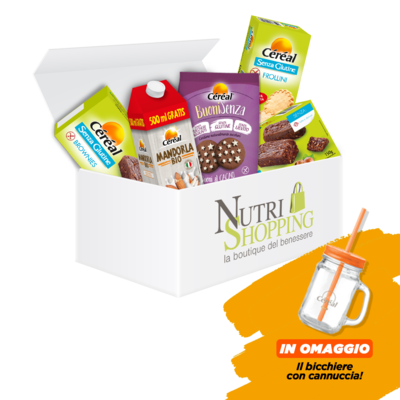 Box colazione senza glutine