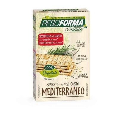 Cracker gusto mediterraneo