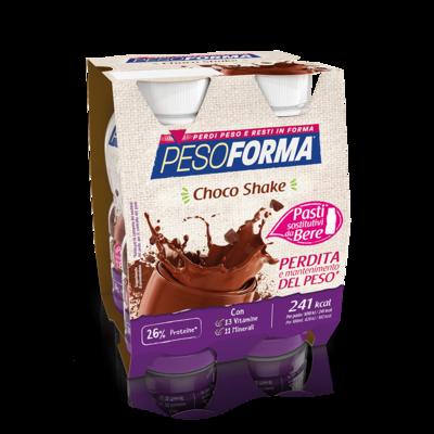 Choco shake - Pasto sostitutivo