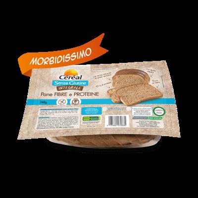 Pane fibre e proteine