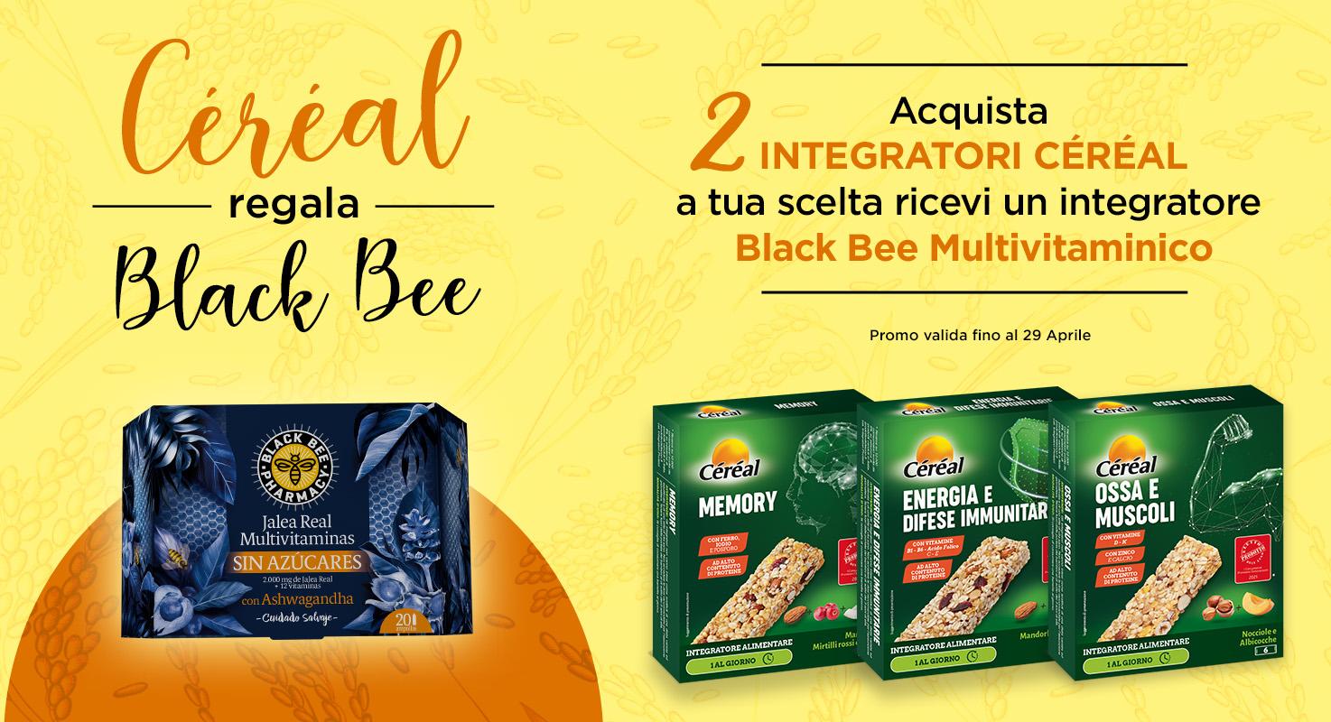 Black Bee in omaggio per te