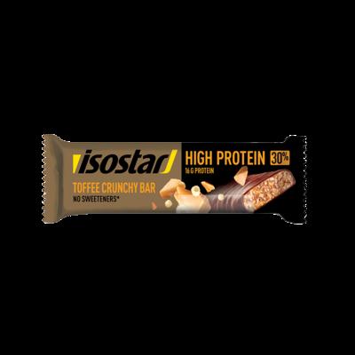 High protein 30% - Toffee crunchy Bar
