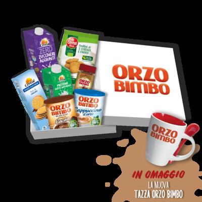 Box colazione Orzobimbo